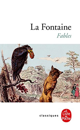 La Fontaine : Fables par Jean de La Fontaine