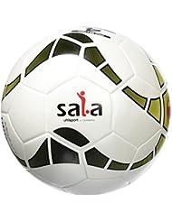 Uhlsport Medusa Stheno Ballon de football Blanc/Jaune fluo/Noir Taille 4