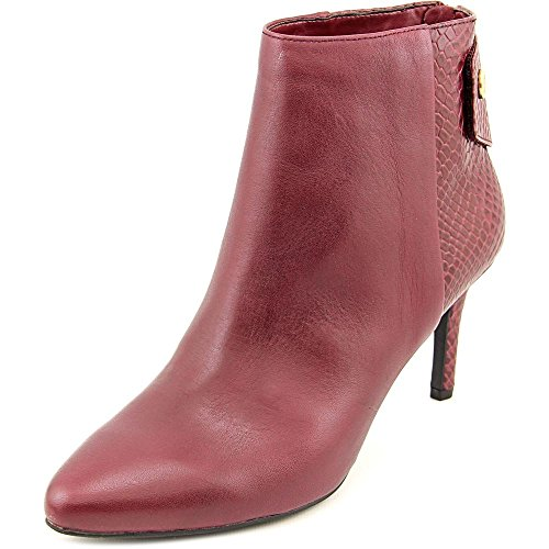 Cole Haan Claremont Shootie Stiefel Zinfadel Leather