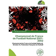 Championnat de France de Football National 2001-2002