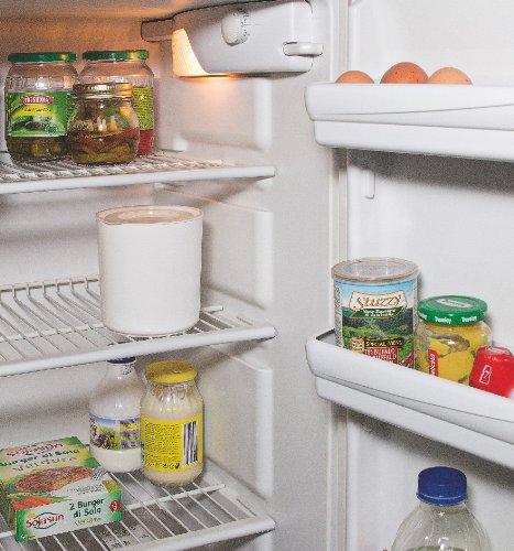 5161Rw8yIhL - Ariete 621 Maker Container and one Liter Capacity for Yoghurt Yogurella-621, 20 W, White