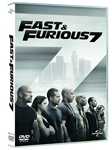 Fast & Furious 7 [IT Import]