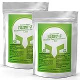 TRIBU-Z Tribulus Terrestris + Zink Gluconat | 250-1000 vegane Tabletten | Muskelufbau Potenz Libido - Testosteron Booster (1000 Tabletten)