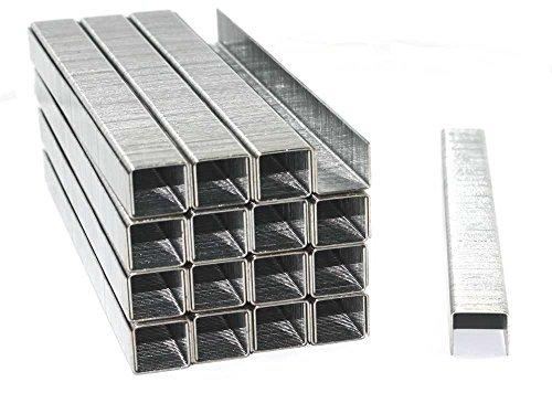 8 12 Klammern Tacker Schlagtacker Hammertacker  10,6mm x 6 14mm 5000 Stk 10
