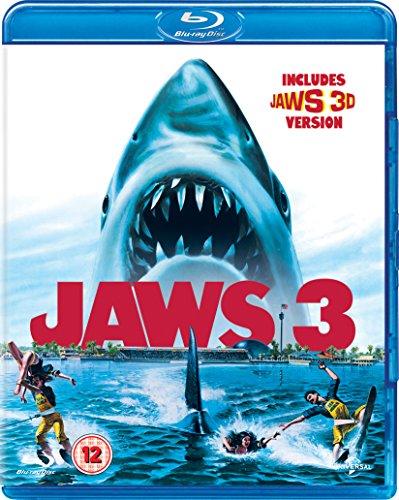 Jaws 3 [Blu-ray] [1983] UK-Import, Sprache-Deutsch, Englisch...