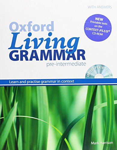 Oxford Living Grammar Pre-Intermediate: Student's Book Pack