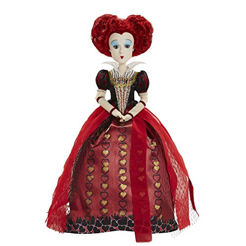 Preisvergleich Produktbild Figuren Puppe RED QUEEN 30cm - Alice im Wunderland 2: Hinter den Spiegeln - Ofiziel Disney JAKKS
