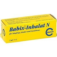 Babix Inhalat N 5 ml preisvergleich bei billige-tabletten.eu