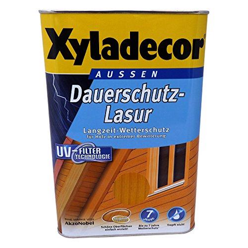 Preisvergleich Produktbild Xyladecor Dauerschutz-Lasur farblos 2,5 Liter