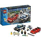 Lego City - 60007 - Jeu de Construction - La Course Poursuite de la Police Spéciale