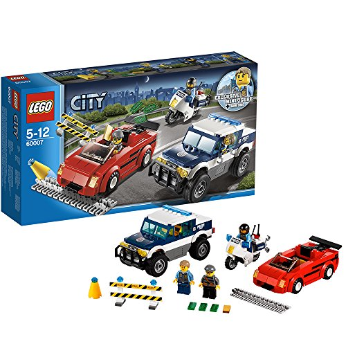 Preisvergleich Produktbild Lego City 60007 - Verfolgungsjagd