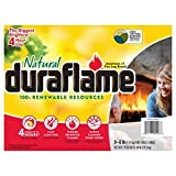 Duraflame 9 x 6lb Hassle-free Robust Flames Fire Logs Last Up to 4 Hours