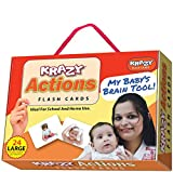 Krazy Actions - Flash Cards