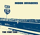 Moon Invaders: The Fine Line (Audio CD)