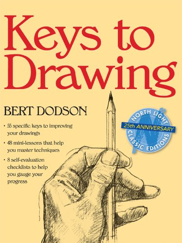 Keys to drawing ebook bert dodson amazon kindle store keys to drawing by dodson bert fandeluxe Images