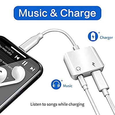Headphone Adapter AUX Audio Cable Connector Headset Cable Earphone Convertor