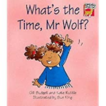 What's the Time, Mr Wolf? (Cambridge Reading) by Gill Budgell (2001-03-08)