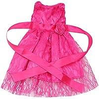 MagiDeal Süße Puppenkleidung Einteiliges Kleid Für 18 Zoll American Girl Puppen
