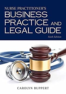 Nurse Practitioner's Business Practice and Legal Guide (1284117162)   Amazon price tracker / tracking, Amazon price history charts, Amazon price watches, Amazon price drop alerts