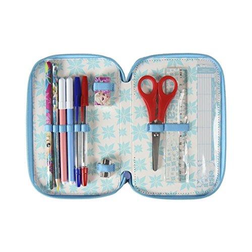 Frozen-Plumier-de-triple-comapartimento-43-piezas-estuche