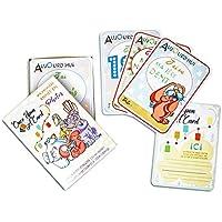 �� Once Upon a Card - Ma Première Année en Photos - 40 Cartes Etapes Bébé - 5 Animaux Rigolos - Cadeau De Naissance Pour Jeune Maman – Immortalisez chaque instant de bébé!