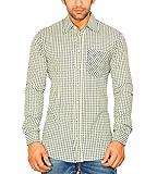 Moksh Men's Checkered Casual Shirt ACE08...