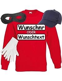 T-Shirt Magier Zauberer Köstüm Karneval Fasching JGA Weiberfastnacht EK