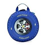 Kleinkinder Cool Automobile Reifen Rucksack Snack Vorschule Taschen für Kinder Baby Jungen Mädchen 1-4 Jahre