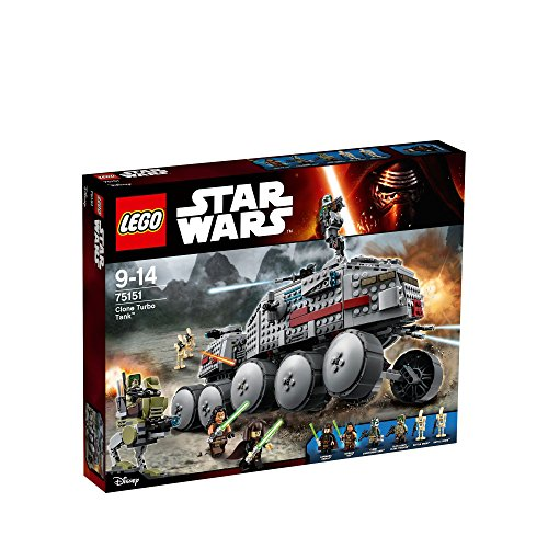 LEGO Star Wars Clone Turbo Tank – 75151