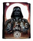 Porte Feuille Star Wars Empire Dark Vador et Stormtrooper Dark Side - Kanto Factory -