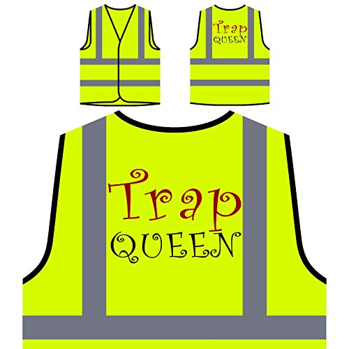 trap-queen-new-novelty-funny-hip-hop-music-personalized-hi-visibility-yellow-safety-jacket-vest-wais
