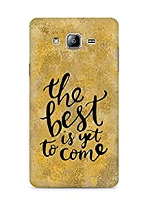 AMEZ the best is yet to come Back Cover For Samsung Galaxy ON5