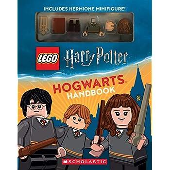 Hogwarts Handbook: Includes Hermione Minifigure!