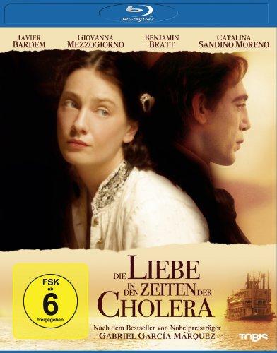 Die Liebe in den Zeiten der Cholera [Blu-ray]