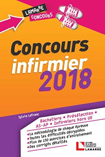 Concours infirmier 2018: Bacheliers - Prslection - AS-AP - Infirmiers hors UE