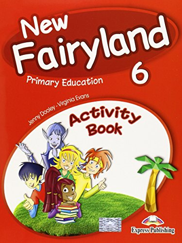 Pdf New Fairyland 6 Primary Education Activity Book Spain