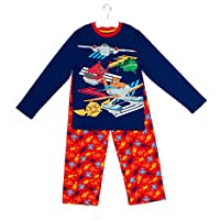 Disney - Planes 2 Folded Costume Pyjamas For Kids / Boys -Size 7 - 8 Years