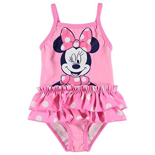 Character Wear Baby Mädchen Badeanzug, rosa (Badeanzug Rosa Mädchen)