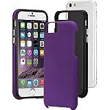 Case-Mate Tough robuste Outdoor Hülle für 11,9 cm (4,7 Zoll) Apple iPhone 6 violett/schwarz