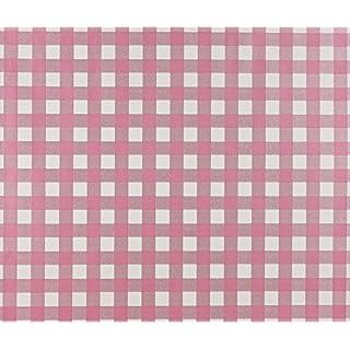 Dutch Wallcoverings 1163-6 Wallpaper Diamond White/Pink
