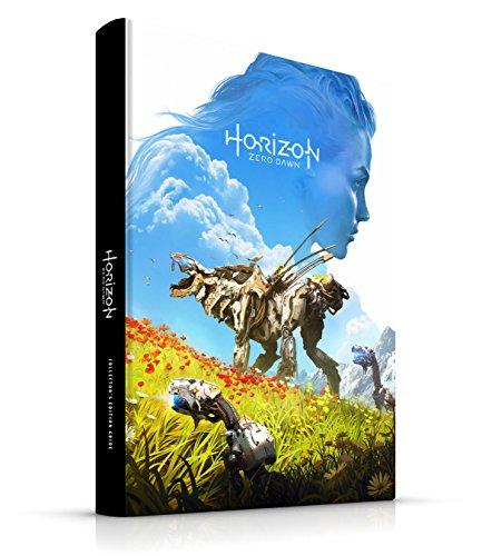 Horizon Zero Dawn Collector's Edition Strategy Guide (Collectors Edition Guide)
