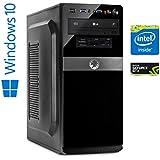 Memory PC Gamer Intel Core i7-8700K 6X 3.7 GHz, 32 GB DDR4, 500GB SSD M.2 Samsung 970 EVO NVMe+2000 GB HDD, NVIDIA GTX 1660 6GB 6GB 4K, Windows 10 Pro 64bit