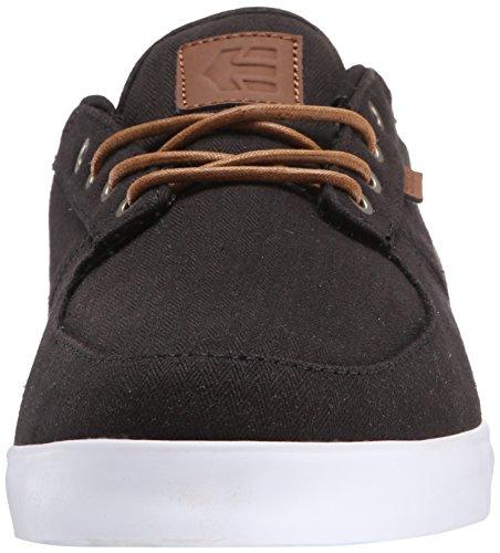 Etnies Hitch, Chaussures de Skateboard homme Noir - Black (Black/Brown 590)