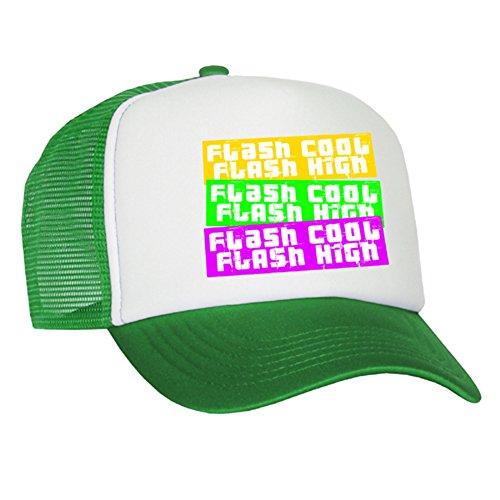 Tedd Haze - Casquette en Maille Flash Cool Flash High - - Taille Unique