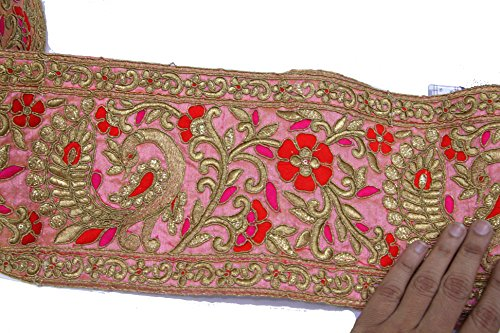 Magneto New Designer Lace Border for DIY Sarees