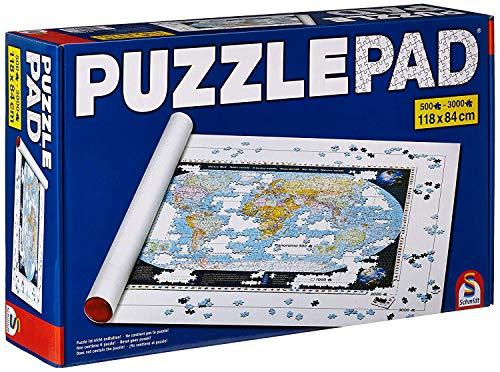 Schmidt Spiele 57988 - Puzzle Pad per conservare puzzle fino a 3.000 pezzi