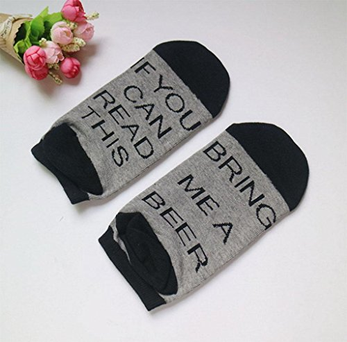 "White Milk Glass (Kitzen 2 Pairs Funny Ankle Socks ""Bring Me Wine"" - Perfect Christmas Present Idea, For Your Closest, Lovers Or Friends, Unisex,High Quality, One Size, Perfect Fit , milk white high quality)"