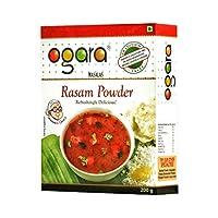 OGARA Rasam Powder - 200gms (Pack of 2) + Free 100gms Sambar Powder