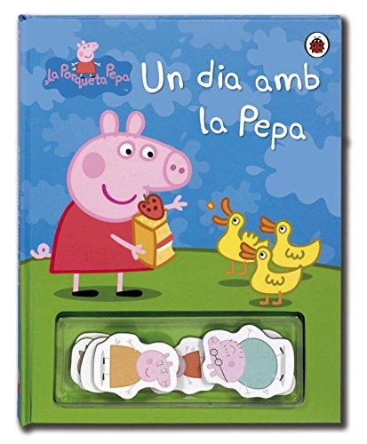 Un dia amb la Pepa (La Porqueta Pepa. Llibre regal): (Inclou imants dels personatges) por Varios autores