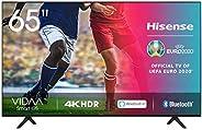 Hisense UHD TV 2020 65AE7000F - Smart TV Resolución 4K con Alexa integrada, Precision Colour, escalado UHD con